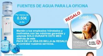 Vés a: Salut investiga la intoxicació d'aigua embotellada en empreses catalanes