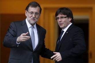 Vés a: Puigdemont no assistirà a la conferència de presidents autonòmics de Rajoy