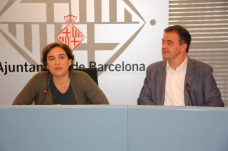 Vés a: ERC Barcelona s'erigeix en alternativa a una Colau que «dificulta» la República catalana