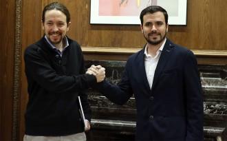 La suma de Podem i IU supera el PSOE, segons el CIS