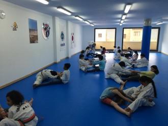 Trobada d'arts marcials a Solsona