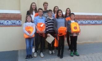 Quatre alumnes d'Arrels Secundària premiats als Farreny de literatura juvenil