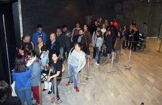Cues a Girona hores abans de l'estrena de «Joc de Trons»