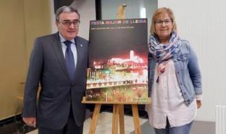 El disseny del cartell de la Festa Major de Lleida revoluciona la xarxa