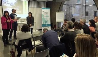 Una setantena d'assistents a la ponència sobre mediació de conflictes del Fòrum del Talent a Solsona
