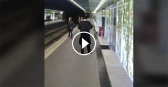 L'escàndol al metro de Barcelona ja té paròdia