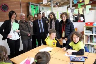 L'escola de l'Estany participarà en una prova pilot sobre conciliació laboral i familiar
