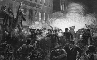 Vés a: La força dels «màrtirs de Chicago», l'origen del Primer de Maig