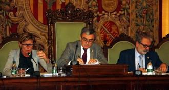 Vés a: PSC, C's i PP tomben a Lleida la moció de suport als municipis investigats per la declaració de sobirania