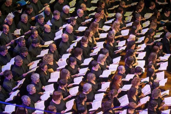 La Passió segons Sant Mateu al Palau de la Música Catalana