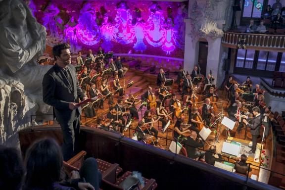 «Romeu i Julieta» de l'OSV al Palau de la Música
