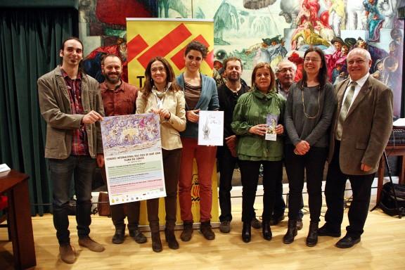Vic acollirà els actes de celebració dels 50 anys de la Flama del Canigó