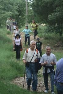 Vés a: La Caminada Popular de Clariana de Cardener arriba a la IV edició