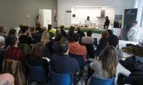 Vés a: Continua el cicle de tallers de cuina de diferents cultures de Solsona