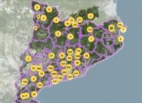 Vés a: MAPA Consulta totes les barraques de pedra seca del país