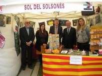 El Sol del Solsonès participa a la Fira de Sant Isidre