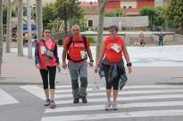 515 participants han fet la 23a Caminada Popular de Solsona
