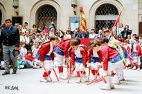 La Festa de Corpus a Solsona de fa 25 anys
