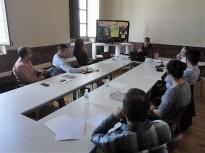 Vés a: Reunió dels agents implicats en el Pla d'acció del sector forestal del Solsonès