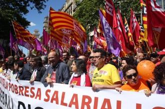 Vés a: Milers de persones es manifesten a Barcelona en defensa del treball digne