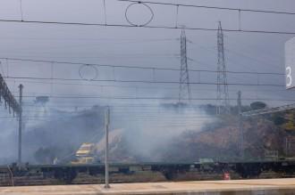 Vés a: FOTOS i VÍDEOS Incendi a Llançà