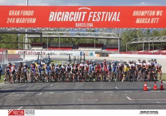 Vés a: El Circuit de Barcelona-Catalunya s'omple de bicicletes