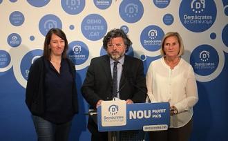Vés a: Demòcrates aposta per un front comú el 26-J per «bloquejar la política espanyola»