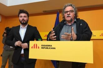 Vés a: Gabriel Rufián creu que «seria molt bo» que la CUP es presentés el 26-J