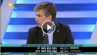 Les dures declaracions del director de la policia espanyola que fins i tot sorprenen els tertulians de 13TV