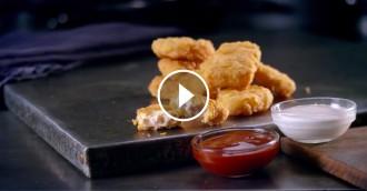 McDonald's reinventa els seus McNuggets