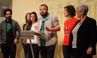 La PAH demana «accions concretes» per combatre els desnonaments