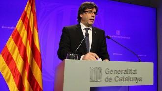 Puigdemont aposta per actuar «ràpid» i evitar una «onada de desnonaments»