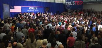 Trump arrasa a Indiana i força la retirada de Ted Cruz