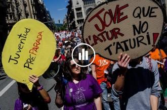 Vés a: L'atur a Catalunya cau un 2,7% en un mes