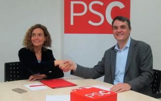 Vés a: Carles Martí es retira i Meritxell Batet serà la candidata del PSC