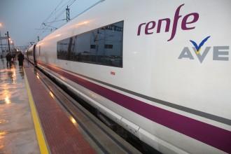 Vés a: Renfe posa a la venda 25.000 bitllets d'AVE a 25 euros