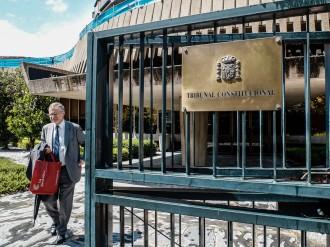 Vés a: El TC declara inconstitucional la llei del referèndum