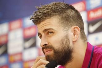 Vés a: Piqué contesta Sergio Ramos: «Quan vegi la jugada per televisió, se'n penedirà»