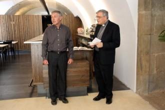 El Santuari del Miracle incopora nous serveis i aposta per les energies netes amb una caldera de biomassa
