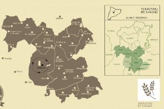 Territori de Masies inicia un cicle de rutes guiades