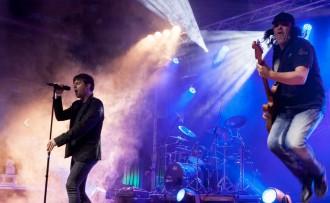Vés a: El cantant de Lax'n'Busto deixa el grup
