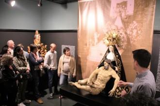 El Museu Diocesà i Comarcal de Solsona vist de nit