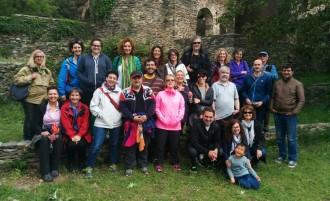 ERC organitza la primera trobada «Dones, política i Pirineu» al Sobirà