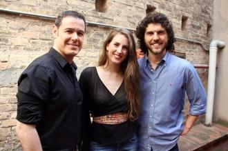 Vés a: Ivan Labanda, Ana San Martín i Toni Viñals protagonitzaran «Scaramouche»