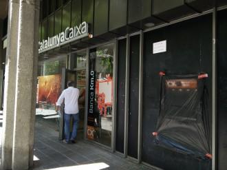 Vés a: Veïns de Gràcia lamenten la violència dels aldarulls i temen un nou Can Vies