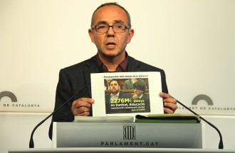 Vés a: Junqueras no convenç l'oposició: C's, PSC, CSQEP i PP faran esmenes a la totalitat