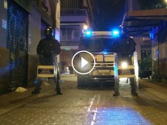Vés a: El director dels Mossos compareix al Parlament després de dues nits d'aldarulls a Gràcia