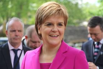 Vés a: Nicola Sturgeon: «El referèndum escocès és un model democràtic»