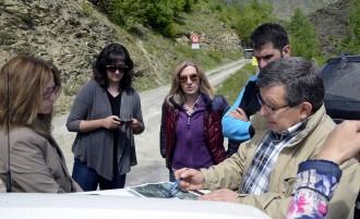 Consens institucional per iniciar una «obra d'urgència» a Baiasca