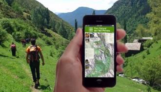 El Parc Natural amplia l'APP amb una secció per a fotoincidències